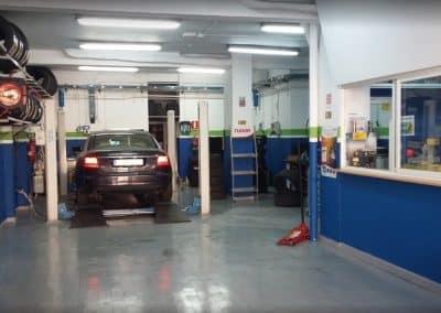 Taller de mecánica rápida en Madrid