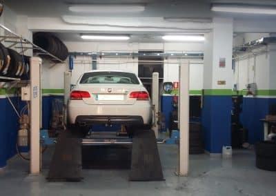 Mecánica rápida Samper Motor