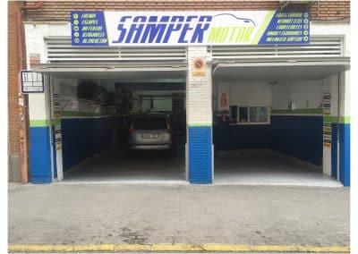 Samper Motor Madrid