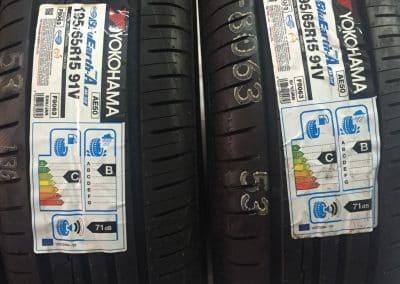Tenemos neumáticos de todas las Marcas