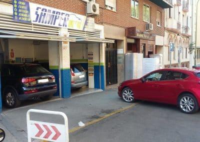 Contacto Taller Samper Motor estamos en Juan Montalvo 5, 28040 Madrid
